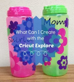Learn What You Can Cut With the Cricut Explore Machines - Cricut Explore One and Cricut Explore Air