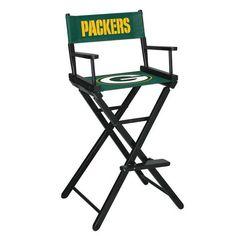 Green Bay Packers Bar Height Director Chair  Shopko Green Bay Packers 9879fd240