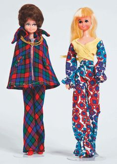 """'Collectors Weekly's Ben Marks says, """"Schiffer Publishing has just released 'Doll Junk: Collectible & Crazy Fashions from the '70s & '80s,' by Carmen Varricchio, who fills almost 200 pages with images of Barbie and Ken knockoffs and the campy fashions that manufacturers in the U.S. and Europe thought would appeal to little girls'"""