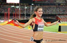 Gesa Felizitas Krause holt mit dem Rennen Ihres Lebens Bronze in Beijing 2015