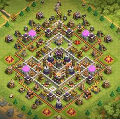 Best Farming Base Links** that can defend against queen Valk and Charge. Attacks Defended and Tones of Gold, Dark and Elixir saved. Clash Of Clans Android, Clash Of Clans Game, Clsh Of Clans, Hacking Apps For Android, Trophy Base, Clan Games, Al Capone, Hypebeast Wallpaper, Borders And Frames