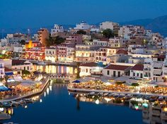 Crete: Top 10 Islands in Europe Crete Greece, Athens Greece, Mykonos Greece, Santorini, Choice Awards, Crete Island, Europe, Best Cities, Greek Islands