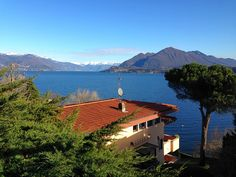 Large villa for rent near Stresa with splendid view on Lake Maggiore Lake Maggiore Italy, Northern Italy, Luxury Villa, Vacation, Anna, Holiday Rentals, Outdoor Decor, Villas, Travel