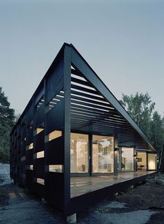Archipelago House by Tham & Videgård Arkitekter | HomeDSGN, a daily source for inspiration and fresh ideas on interior design and home decoration.