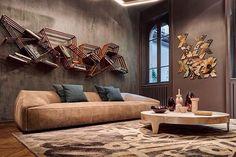 Radical Sofa by Massimo Castagna: an invitation to relax.  #henge #henge07 #sofa #design #sofas #designdecor #archilovers #madeinitaly #interiordesign #dezeen #interiordecorating #interiordesigners #interiordesignblog #sofadesign #italiandesign #interiors #myhouseidea #homeinspiration