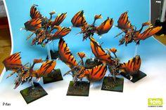 Warhammer Fantasy, Warhammer 40k, Lizardmen Warhammer, Warhammer Terrain, Fantasy Figures, Paint Effects, Fantasy Miniatures, Old Ones, Paint Schemes