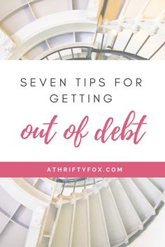 In debt? Fancy getting out of it? Ugh, me too. This is the tools/hacks/changes I'm using and making to get us debt-free.