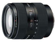 Sony SAL16105 - Objetivo para cámara Réflex con zoom estándar 16-105 mm (rosca para Filtro de 62 mm) B000XACC80 - http://www.comprartabletas.es/sony-sal16105-objetivo-para-camara-reflex-con-zoom-estandar-16-105-mm-rosca-para-filtro-de-62-mm-b000xacc80.html