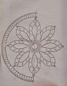 Mandala patron We are want to say thanks if you like to sh - Her Crochet Filet Crochet, Mandala Au Crochet, Crochet Stars, Crochet Snowflakes, Crochet Diagram, Thread Crochet, Irish Crochet, Crochet Motif, Crochet Designs