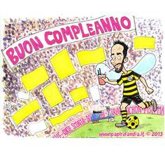 Happy Birthday - biglietto di auguri per compleanno - idee regalo by papirolandia.it