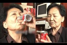 South Korean Woman Has Drunk 150000 Cans of Coke in the Last 40 Years Types Of Dreams, South Korean Women, Drinking Every Day, Coke Cans, Web Magazine, Feel Tired, Losing Her, 40 Years, Old Women