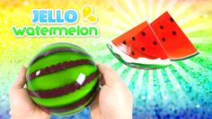 How to Make a Jello Watermelon ! Thanks for loving Monster Kids channel~ I will try my best to make my channel as creative as possible! It's a channel for kids, MonsterKids. Watermelon Shots, Watermelon Jelly, Watermelon Slices, Cupcakes, Cupcake Cookies, Mac And Cheetos, Water Cake Recipe, Homemade Gummies, Bubble Cake
