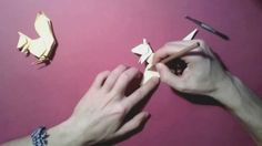 #10 Yakomoga - Origami tutorial squirrel by Stephan Weber