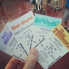 16 Things No One Tells You About Disney World Vacations...this made me laugh, and most of these things are very true!