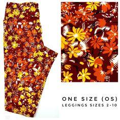 ed4bb12e137214 Thx LuLaRoe OS (one size) leggings– generally fit size 0 to