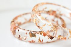 Gorgeous flecks of gold add just the right amount of sparkle. #EtsyFrance