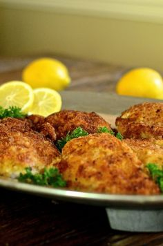 Lemon Parmesan Crusted Chicken--less than 5 ingredients and on the table in less than 30 minutes--yummy!