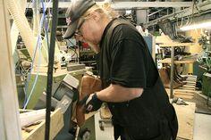 Boot Factory on muuttanut Helsingistä Riihimäelle Arolammille. Kuva: Hämeen Sanomat