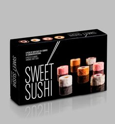 Sweet Sushi - Packaging PD