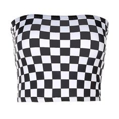 Cheap tube top, Buy Quality bandeau top directly from China strapless tube top Suppliers: Weekeep Women Black And White Plaid Sexy Strapless Tube Top 2017 Fashion Checkboard Cropped Bandeau Tops Underwear Bras Club Outfits, Teen Fashion Outfits, Fashion 2017, Trendy Outfits, Fashion Dresses, Fashion Top, Style Fashion, Tops Online Shopping, Crop Tops Online