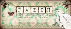 Sherri Ohler Shop / Free FAITH Facebook Cover Photo