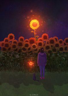 각자의 태양(Each sun)