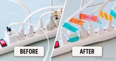 Ten simple ways to ensure that cables never get tangled up again