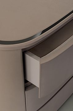 Bentley Home Harold Chest of drawers detail from the new collection at Maison & Objet Paris 2015, Luxury Living Group