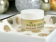 Holiday Gift Guide: Personal Favorites - NUXE Reve de Miel Lip Balm. Read more at >> www.glamorable.com | via @glamorable