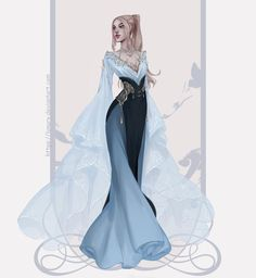 Fashion Design Drawings, Fashion Sketches, Pretty Dresses, Beautiful Dresses, Anime Outfits, Fashion Outfits, Vetements Clothing, Manga Clothes, Fantasy Gowns