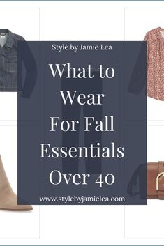 What to Wear for Fall Essentials, How to Style Fall Essentials, Essentials for Your Wardrobe, Everyday Fall Essentials, How to Dress With Fall Essentials, Fall Essentials For Over 40, Fall Essentials For Over 50, Fall Essentials To Wear In Your 20's and 30's, Fall Essentials For Any Age, Outfit Ideas With Fall Essentials, How to Add Trends To Fall Essentials, Simple Outfit Ideas, Mix and Match, Foundation For Your Wardrobe, What to Wear Over 40, What to Wear Over 50 Winter Wardrobe Essentials, Wardrobe Basics, Fall Fashion Outfits, Holiday Outfits, Winter Basics, Animal Print Tees, Essential Wardrobe, Cold Weather Fashion, Athleisure Fashion