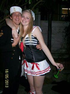 21 Sailor B-day party Cheer Skirts, Sailor, 21st, Party, Photos, Fashion, Moda, Fashion Styles, Fasion
