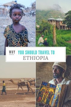 Backpacking Ethiopia