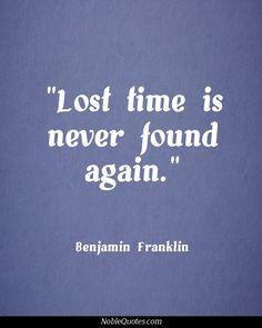 Benjamin Franklin Quotes | http://noblequotes.com/  ||  Benjamin Franklin   (January 17, 1706  – April 17, 1790) -  http://en.wikipedia.org/wiki/Benjamin_Franklin