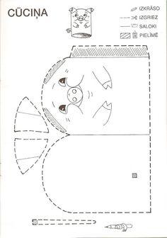 Animales de papel - Sonia.3 U. - Picasa Web Albums