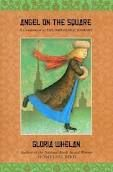 Angel on the Square - Gloria Whelan This is the first of four books in this series.