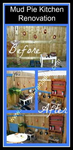 Mud Pie Kitchen Renovation. Lots of great ideas!  (via Child Central Station)