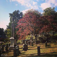 Cemetery in Sleepy Hollow, New York The Headless Horseman Hudson River, Hudson Valley, Tarrytown New York, Pocantico Hills, Legend Of Sleepy Hollow, Headless Horseman, Bucket List Destinations, Upstate New York, Famous Singers