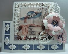 cards made with Marianne Design, Cardmaking, Greeting Cards, Frame, Card Ideas, How To Make, Purses, Clothing, Workshop