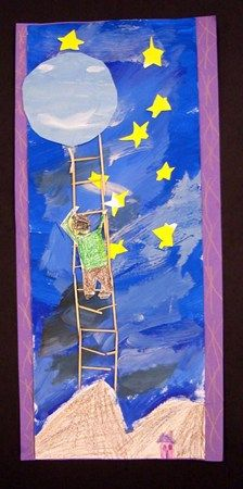 6.  Eric Carle inspired craft! #WorldEricCarle  #HungryCaterpillar