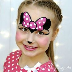 Fast and easy Minnie Mouse design. I guess this one is the most requested one on…