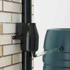 Guttermate Rainwater Filter & Diverter from Harrod Horticultural