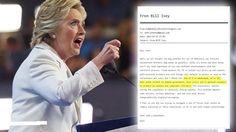 Email της Χίλαρι που διέρρευσε: Πως να μείνουν οι πολίτες στην άγνοια! | The Secret Real Truth | Bloglovin'