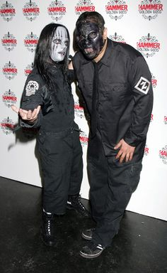 corey taylor and joey jordison - Google Search
