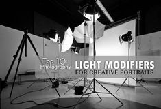 Top 10: Photography Light Modifiers For Creative Portraits