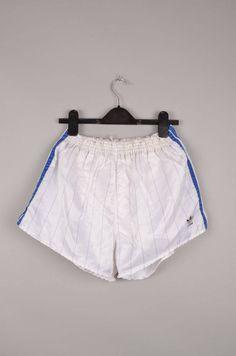 vintage adidas nylon sprinter shorts, vintage adidas, adidas shorts, adidas soccer short, adidas vintage, vintage adidas swim short door getfittedvintage op Etsy