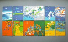 otl aicher. 1972 munich olympics. best designed games. http://www.1972municholympics.co.uk/
