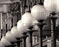 'SF Street Lights' by sassyhat! Blinded By The Light, Candels, Photo B, Street Lamp, Photo Contest, Cover Photos, Wonderful Places, Black And White Photography, Travel Usa