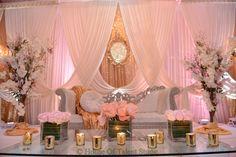 #stage #décor #love #wedding #reception #florals #antique #houseoftalent #houseofdipali
