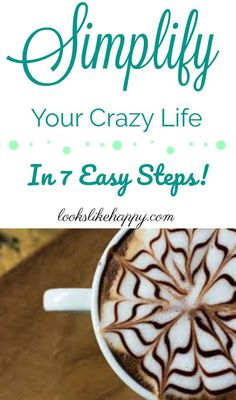 Calm your crazy busy life!